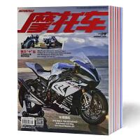 摩托车杂志共11本打包2017年4-12月+2018年1/2月讲述摩托车名牌品牌传承故事和摩托车知识期刊