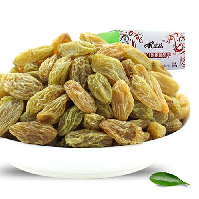 [当当自营] 味正品 吐鲁番 葡萄干 250g颗粒均匀 香甜可口。