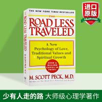 少有人走的路英文版原版The Road Less Traveled心智成熟的旅程 m.斯科特.派克 心理学 英文原版全