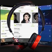 耳机带游戏影音重低音头带戴式耳话筒