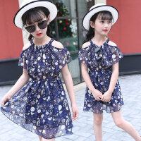 童装女童连衣裙儿童裙子女无袖公主裙小女孩裙子