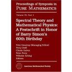 【预订】Spectral Theory and Mathematical Physics: A Festschrift