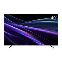TCL 40P6 40寸超薄 语音遥控器 一体金属边框 智能平板电视机