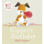 Kipper Birthday小狗卡皮生日快乐ISBN9781444918175