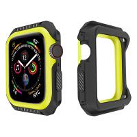 适用apple watch4保护套苹果4代手表壳iwatch4代硅胶套男女iPhone