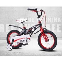 儿童自行车3岁男女宝宝单车2-4-6岁童车12/14/16寸小孩脚踏车