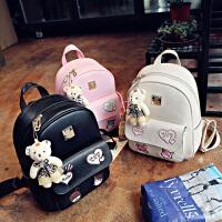 女孩包包儿童双肩包女韩版旅行包时尚宝宝背包可爱女童小背包潮