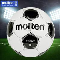 官方授权Molten摩腾足球3号儿童青少年5号成人常规比赛训练用球