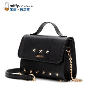 Miffy/米菲2017夏新款手提斜挎包 韩版时尚单肩包女士女包包潮