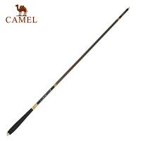 camel骆驼钓鱼竿 碳素鲫杆耐用可伸缩抽出式鱼竿手竿