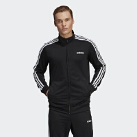 adidas阿迪达斯男装外套 休闲立领跑步运动夹克BR1024