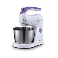 电动家用打蛋器烘焙全自动台式搅拌和面打蛋不锈钢带桶