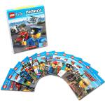 英文原版绘本 Scholastic Lego City Phonics乐高城市儿童英语启蒙图书 学乐分级自然拼读物12