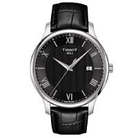 天梭TISSOT-俊雅系列 T063.610.16.058.00 石英男士手表【好礼万表 礼品卡可购】