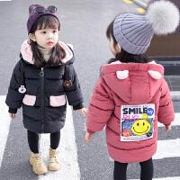 女童棉衣潮儿童宝宝冬装男宝宝棉袄童装小童外套