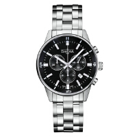 瑞士迪沃斯(DAVOSA)-Gentleman 绅士系列 Vireo商务精英 16348155 石英男士手表