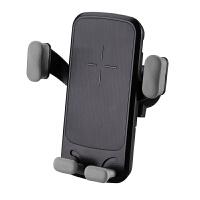 车载无线充电手机支架多功能苹果汽车出风口通用款网红感应导航架