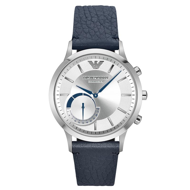 阿玛尼(Armani)-智能复合腕表系列  ART3003 智能腕表男16:45前支付,预计3-7个工作日内发货