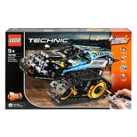 乐高积木机械组RC特技赛车42095男孩儿童益智小颗粒拼装玩具