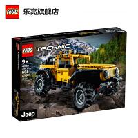 【����自�I】LEGO�犯叻e木�C械�MTechnic系列42122Jeep Wrangler 吉普