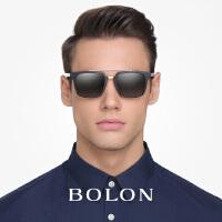 暴龙太阳镜男2016年新款高清偏光墨镜时尚潮流驾驶镜司机镜BL6011