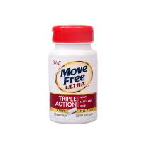 【白瓶】美国直邮(20年4月) Schiff Move Free Ultra 旭福维骨力白金版 氨基葡萄糖软骨胶原 白