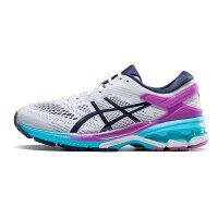 ASICS亚瑟士跑步鞋 稳定透气女款运动鞋GEL-KAYANO 26