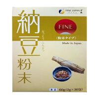 【当当海外购】日本FINE纳豆粉末(固体饮料) 60g