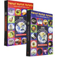 学乐科普词汇读本Smart Words Reader 20册轻松掌握400个常用科普词汇 200 Best Science Vocabulary For Early Learning 英文原版
