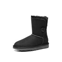 【香港现货】UGG女士雪地靴新经典系列防水防污1016226正品直邮