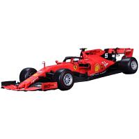 法拉利F1方程式赛车SF90原厂仿真合金汽车模型