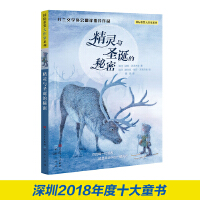 """精灵与圣诞的秘密(荣获 2018深圳读书月""""年度十大童书"""")"""