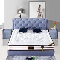 天然乳胶床垫独立弹簧椰棕垫软硬席梦思床垫 针织面料 独立簧 乳胶