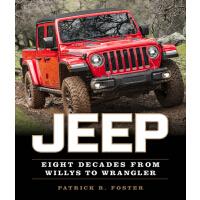 【预订】Jeep 9780760366554