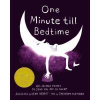 【预订】One Minute till Bedtime 60-Second Poems to Send You off