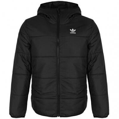 Adidas阿迪达斯男装三叶草棉服休闲保暖外套ED5827 三叶草棉服休闲保暖外套