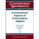 【预订】Combinatorial Aspects of Commutative Algebra 9780821847