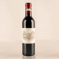 2007年 拉菲城堡干红葡萄酒 375ML 1瓶