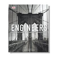 现货 Engineers:From the Great Pyramids to Spacecraft 工程师 从金字塔