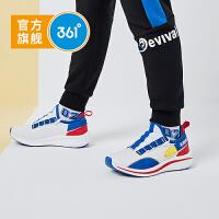 【半价购:149.5】361度童鞋 男童跑鞋2020年春季新品儿童男童运动鞋
