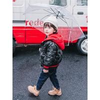 冬装男童棉衣儿童秋冬童装童棉袄男孩宝宝外套