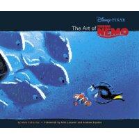 The Art of Finding Nemo海底总动员【英文原版 艺术设定画集、皮克斯设定集、电影画册】