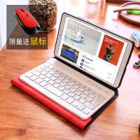 Jefanc华为平板荣耀5键盘保护套10.1寸畅想畅享9.6寸畅玩2无线蓝牙键盘8英寸鼠标电脑皮套壳 页面有限,荣耀2