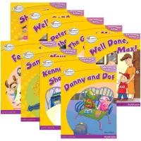 朗文小学英语分级阅读绘本3级9册 主题式经典故事 Bright Readers 3英文原版 老鼠神探 情景学科课外读物