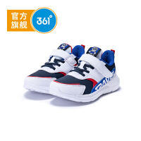 【折后�B券�A估�r:54.9】361度童鞋 男童跑鞋 中大童 2020年冬季新品K71943521