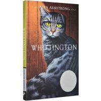 英文原版儿童书小说 Whittington 惠灵顿传奇 纽伯瑞银奖儿童文学 10 15岁