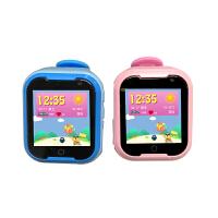 小天羊 4G网络儿童电话手表 1.54英寸彩屏触摸屏 男女孩学生卫士智能电子手表gps定位防水手  移动联通手表卡 拍照手表手机