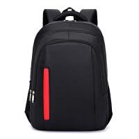 男士双肩包男背包时尚潮流初中高中学生书包大学生商务旅行电脑包