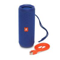 JBL Flip4便携蓝牙音箱无线小音响重低音HIFI 防水户外无线音箱 蓝