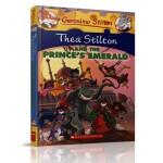 Thea Stilton #12: Thea Stilton And The Prince'S Emerald 老鼠记